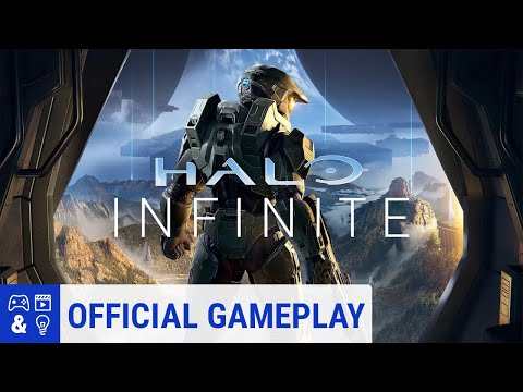 Halo Infinite - Official Campaign Gameplay Premiere