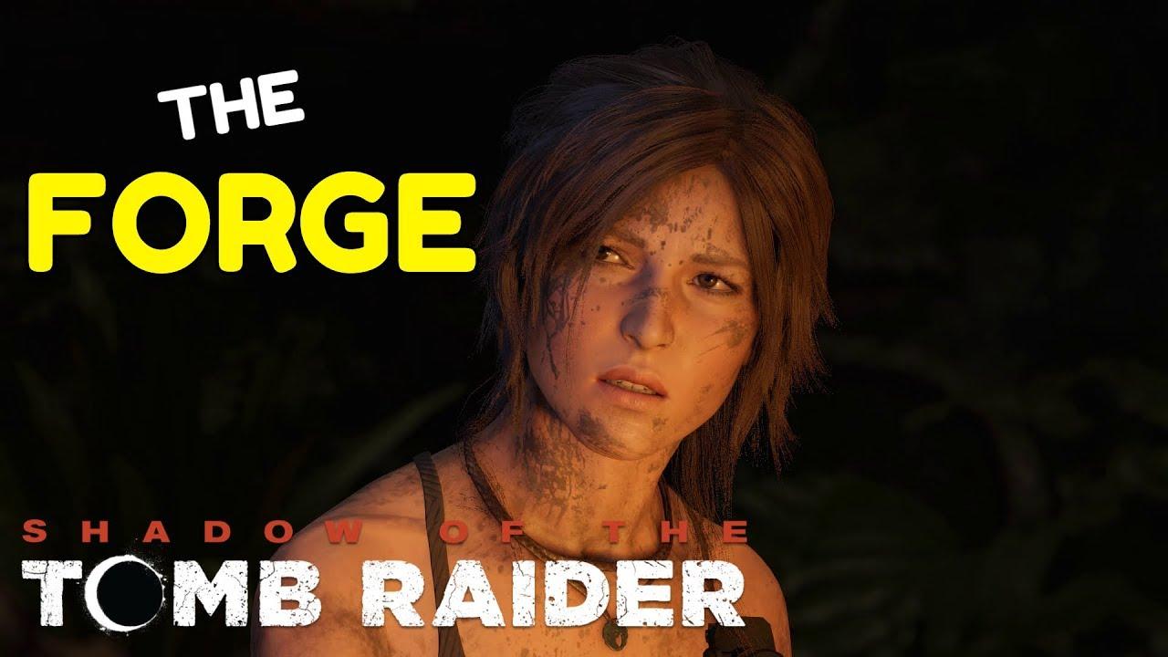 მისტიური სამარხი  ვითამაშოთ Shadow of the Tomb Raider THE FORGE ნაწილი 1  ქართულად