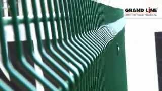 Монтаж модульных и сварных ограждений Grand Line(, 2012-06-05T19:58:03.000Z)