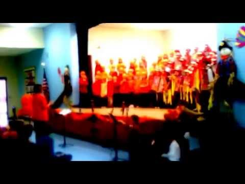West Glocester Elementary School Thanksgiving Play