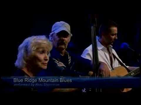 Roni Stoneman - Blue Ridge Cabin Blues