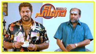Hero Movie Scenes | Bala insults Thalaivasal Vijay | Prithviraj | Nedumudi Venu
