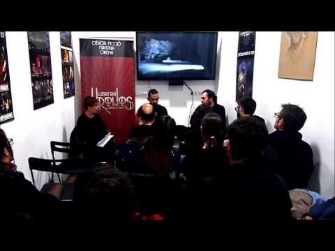 """Presentació """"Luz Simiente"""" (Colección Soyuz n.8) - Dijous 20-04-2017"""