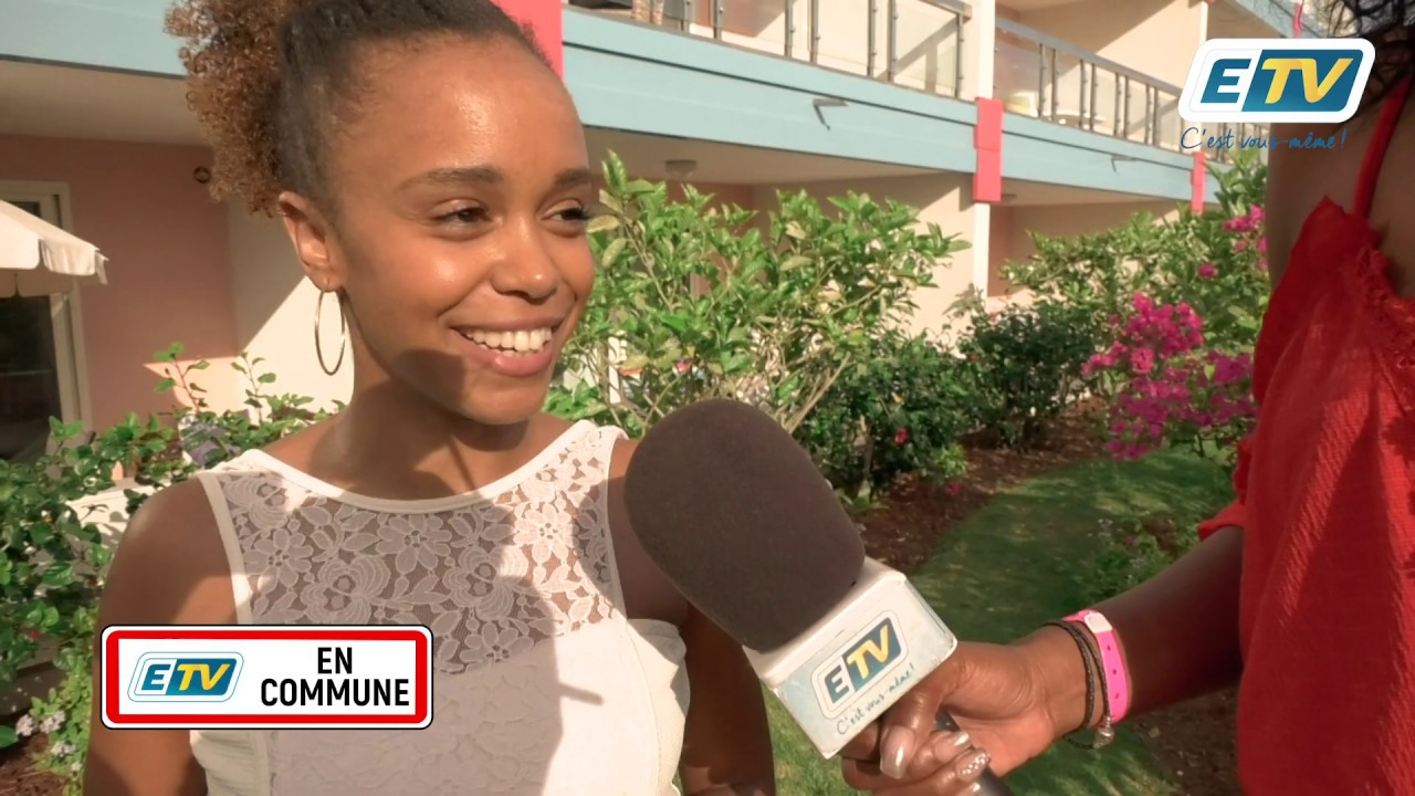 ETV en Commune rencontre Sélyne, danseuse de salsa