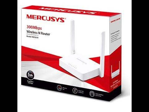 Configurando Roteador mercusys mw305r | Doovi