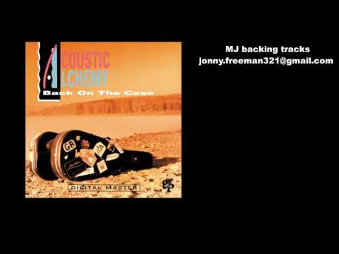 Acoustic Alchemy - Break for the border backing track by MJ