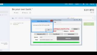 Harris Bitcoin Miner Software - Earn up to 1 BTC daily for FREE