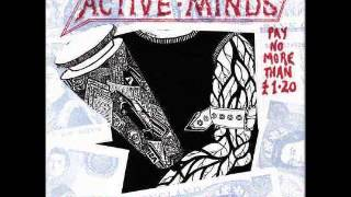 ACTIVE MINDS - Capitalism Is A Disease & Money Is A Drug EP 1991