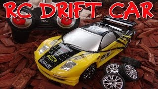"""""""RC DRIFT RACING KING FERNGESTEUERT """" -Schnell wie der Blitz"""