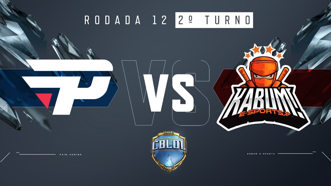 CBLoL 2020: 2ª Etapa - Fase de Pontos | paiN Gaming x KABUM E-SPORTS (2º Turno)