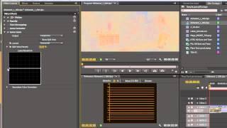 Premiere Pro CS6 Techniques: 60 Color 13: Luma Curve