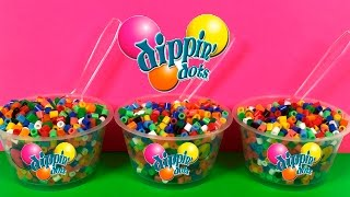 Rainbow Dippin' Dots with Surprise Toys