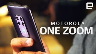 Motorola One Zoom Hands-On at IFA 2019