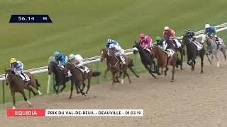 Vidéo de la course PMU PRIX DU VAL-DE-REUIL