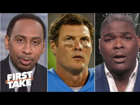 First Take debates whether Philip Rivers should retire from the NFL   First Take