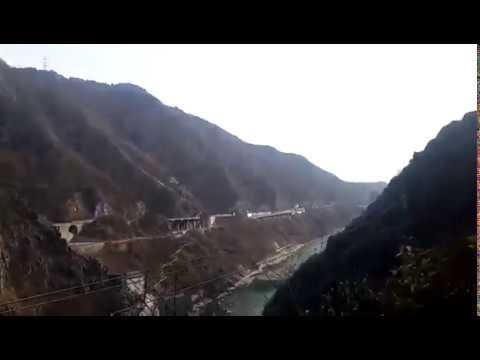 China,shaanxi village  mountain,