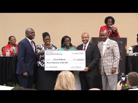 2016 Black History Scholarship Awards Ceremony