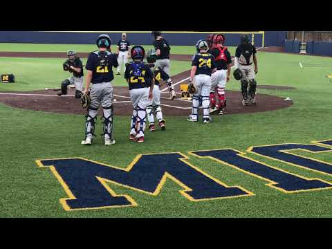 Michigan Baseball Red, White And GO BLUE Prospect Camp July 1-2, 2019