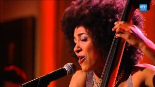 Esperanza Spalding performs