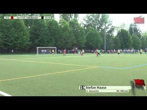 Tor: Dresdner Sportclub 1898 4:1 SV Post Germania Bautzen