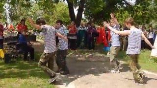 Русский Народный танец на 9 мая