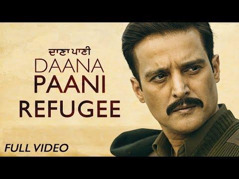 Refugee - Full Video | DAANA PAANI | Manmohan Waris | Jimmy Sheirgill | Simi Chahal