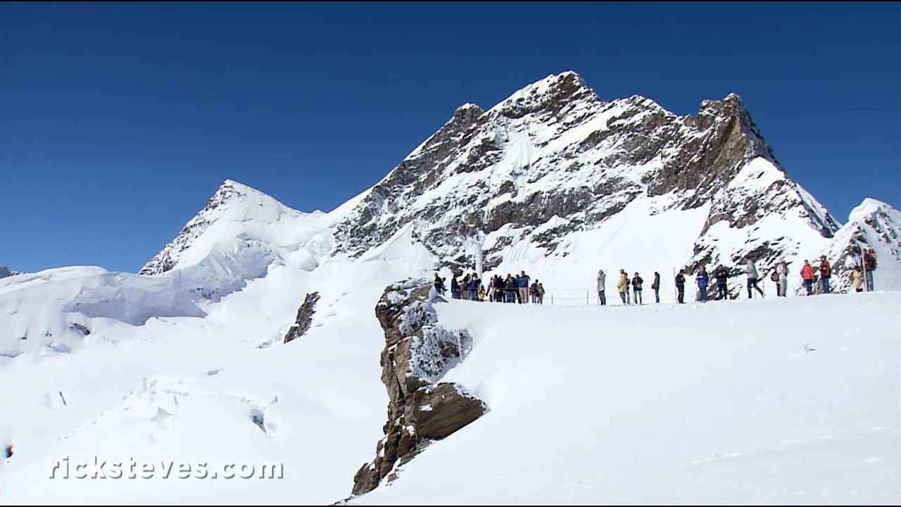 Switzerlands Jungfrau Region The Top of Europe YouTube