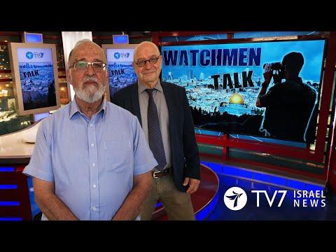 TV7 Israel: Watchmen Talk –  Israeli Space Agency Chairman, Maj. Gen. (Ret) Isaac Ben-Israel