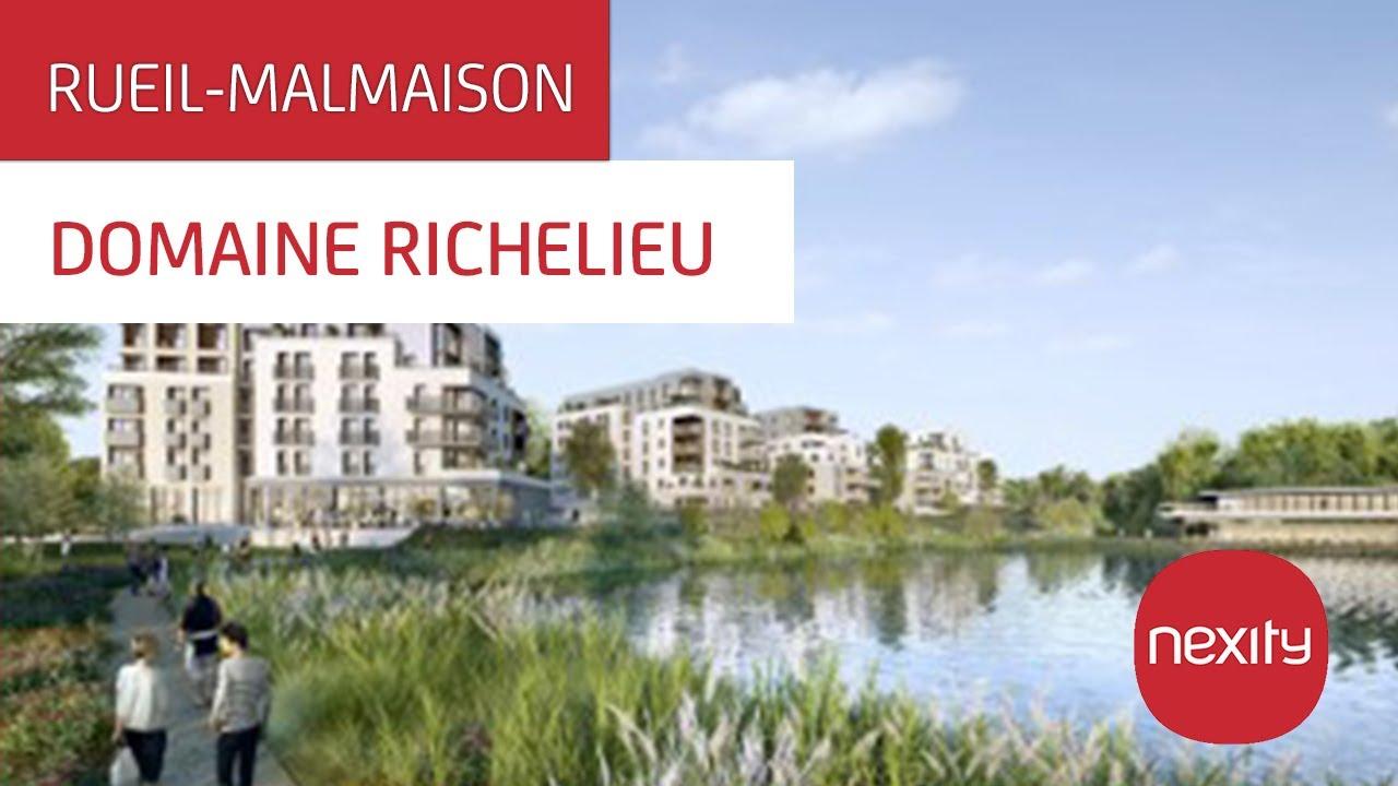 Découvrez « Domaine Richelieu » à Rueil-Malmaison (92) - YouTube