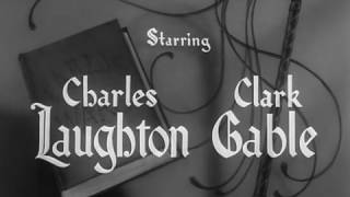 Mutiny On The Bounty (Frank Lloyd)  Opening Credits