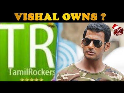 இதுக்கு ஒரு முடிவே கிடையாதா ? | TamilRockers | Vishal