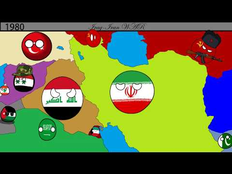 History Of The Middle-east