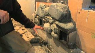 Masonry Heater Retrofit