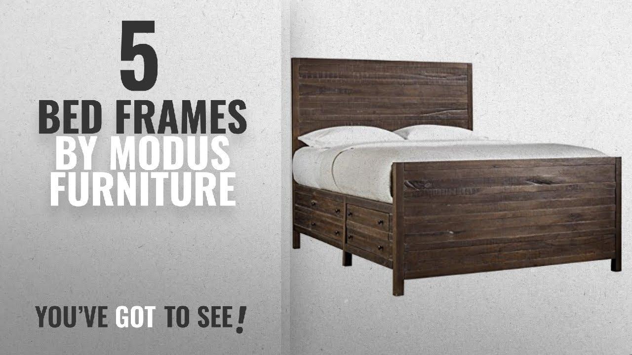 4 Piece Modus Kentfield Solid Wood Bedroom Set: Modus Townsend Bedroom