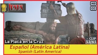 JESUS (Spanish, Latin American) Sign on the Cross: King of the Jews