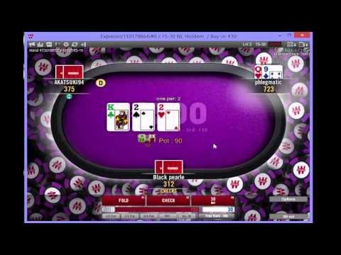 Expresso 500 € - Winamax Poker