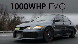 The 1000whp Evo // Gears and Gasoline
