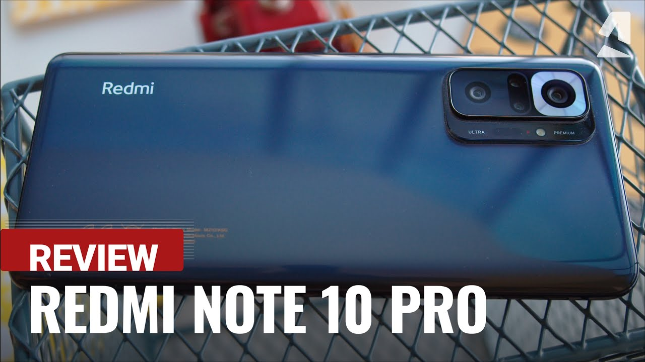 Xiaomi Redmi Note 10 Pro (Max) full review