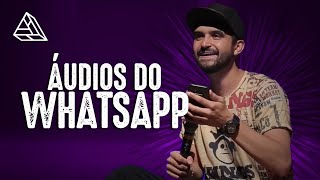 THIAGO VENTURA - ÁUDIOS DO WHATSAPP