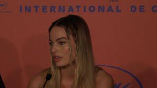 Cannes, Margot Robbie: