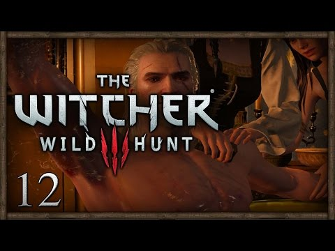 [12] The Witcher 3: The Wild Hunt - Bath Girls and Fancy Clothes