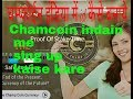 How to Crater an account Chamcoin indain