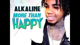 Alkaline - More Than Happy (Clean) UIM Records - March 2015