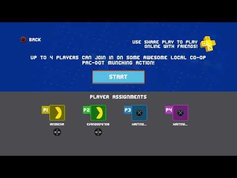 PAC-MAN 256 Multiplayer Gameplay