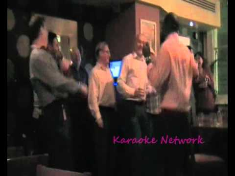 Slug & Lettuce, Hanover Street, London, Karaoke Party