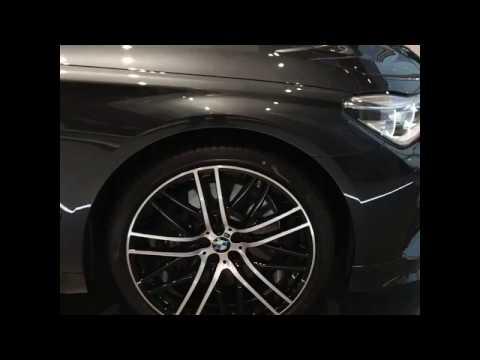 BMW 750 LI SINGAPORE GREY M KIT AND M PERFORMANCE WHEELS G12