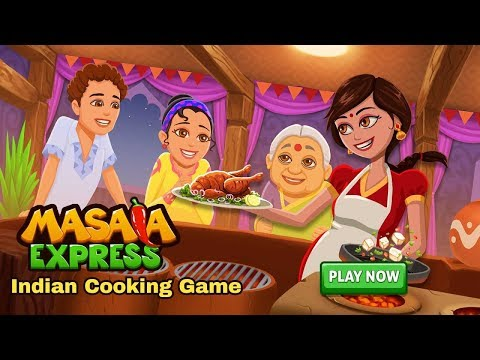 Masala Express: Cooking Game Android/iOS Gameplay - 동영상