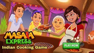 Masala Express: Cooking Game Android Gameplay (Beta Test)