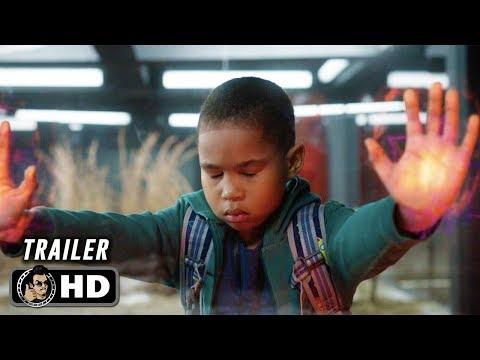 RAISING DION Official Trailer (HD) Netflix Sci-Fi