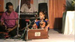 Bandish in Raag Jaunpuri - By Samakshi Singh on 31-05-2010.MPG